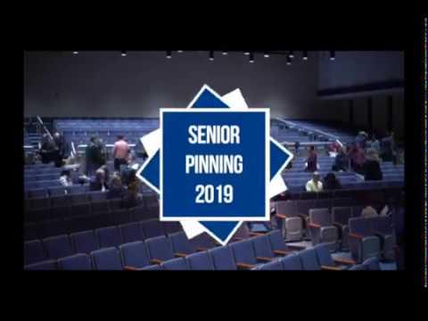 Shawnee HS Senior Pinning Ceremony 2019