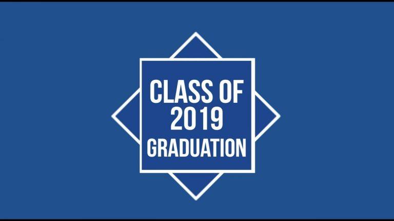 2019 Shawnee High School Graduation